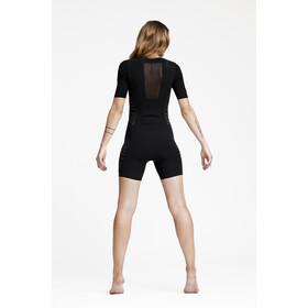 Fe226 AeroForce Shortsleeve Speedsuit Women black